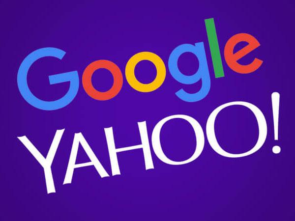 Google・Yahoo